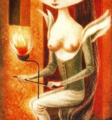 Lady Godiva, Remedios Varo